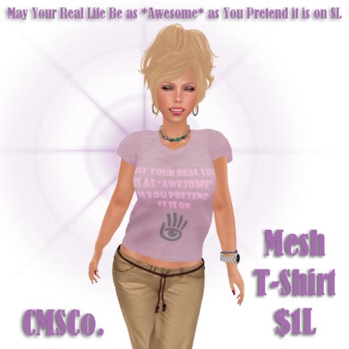 SL Pretend AD