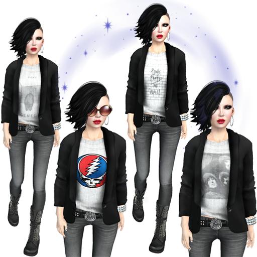 Rock Series Blazers - CMSCO.